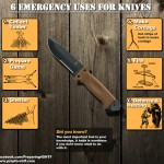 Choose Your Survival Knife Wisely