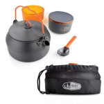The GSI Halulite Ketalist Cooking Set.
