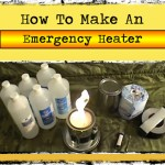 How to Make an Emergency Car Heater