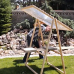 How to Make a Fresnel Lens Solar Cooker