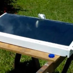 Homemade Solar Still