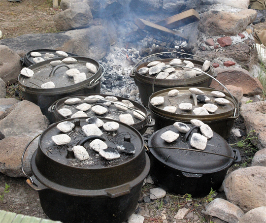 15 secrets to dutch oven cooking survival