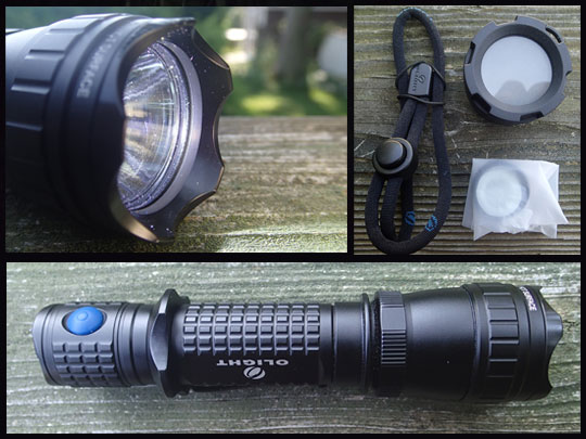 Olight M20-X LED Tactical Flashlight