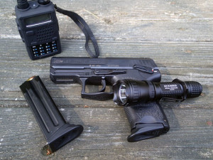 Olight LED Tactical Flashlight