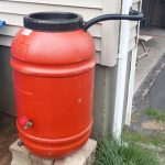 DIY Rain Barrel For $50 Dollars or Less