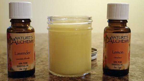 All-Natural Antiseptic Ointment