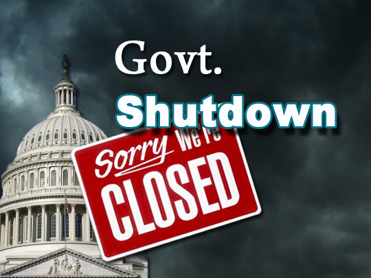 Is The Government Shutdown Just a Smokescreen for Something Bigger?