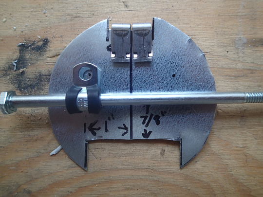 Mark Clamp Holes