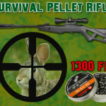 Why Every Prepper Should Have a Survival Pellet Rifle