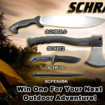 Schrade Survival Tool Giveaway