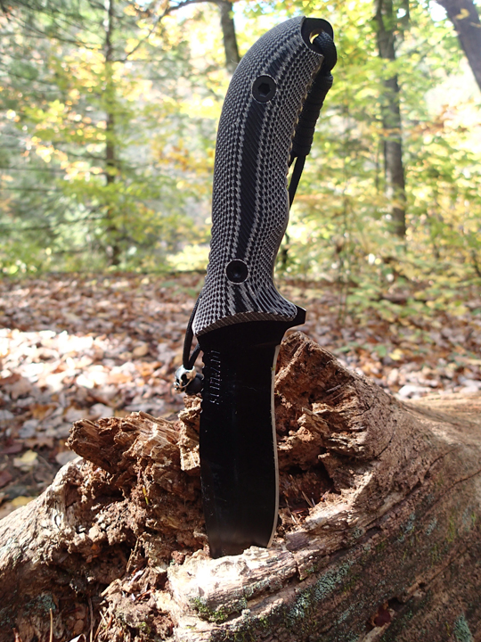 Schrade SCHF10 Survival Knife