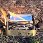 How To Make A Mini Wood Stove