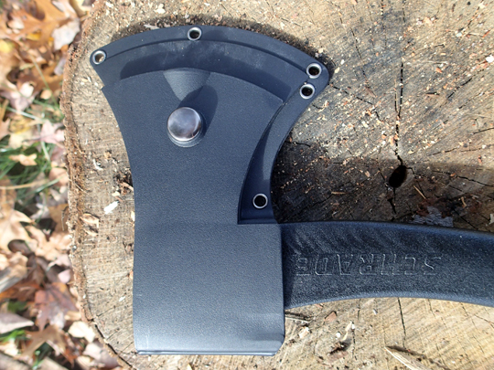 Schrade Axe Sheath