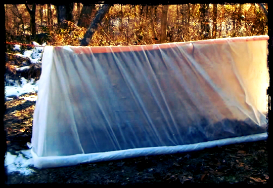 Shtf Shelter: How To Make A Super Shelter For Cold Environment