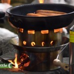 The Kelly Kettle Hobo Stove Accessory