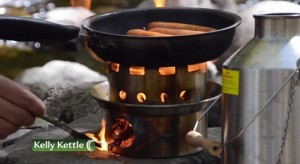 Kelly Kettle Hobo Stove Accessory