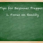 Tips for Beginner Preppers