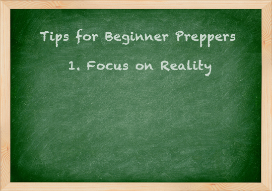 Beginner Prepper Tips