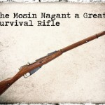 The Mosin Nagant a Great Survival Rifle