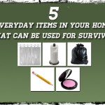5 Everyday Items in Your Home That Can Be Used For Survival