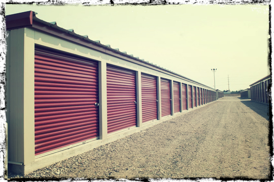 Commercial Storage Buildings (Self-Storage) and Prepping
