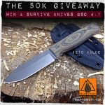 Survive Knives GSO Field Tests