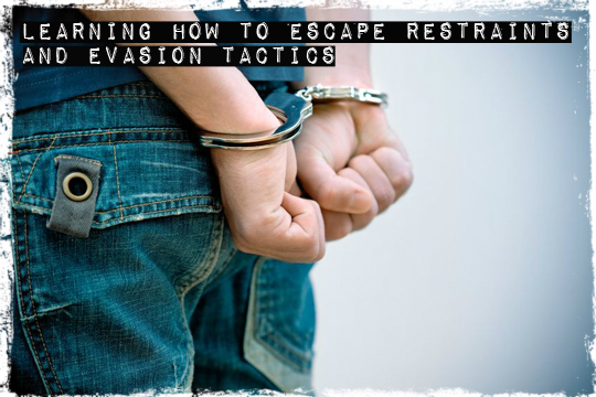 Escape restraints