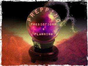 Prepping Predictions and Planning