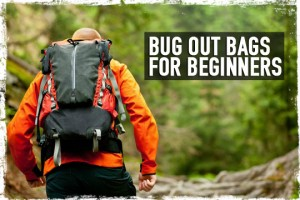 Bug out bags for beginners