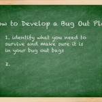 How to Develop a Bug Out Plan