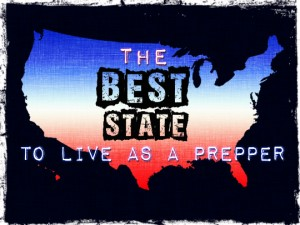 Best Prepper State to Live In
