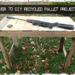 Over 70 DIY Recycled Pallet Projects