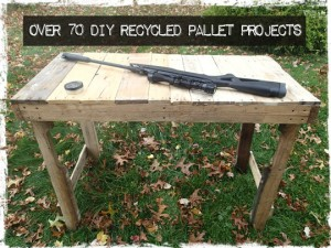 DIY Recycled Pallet Projects