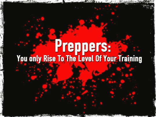 Prepper Training