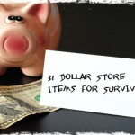 31 Dollar Store Items for Survival