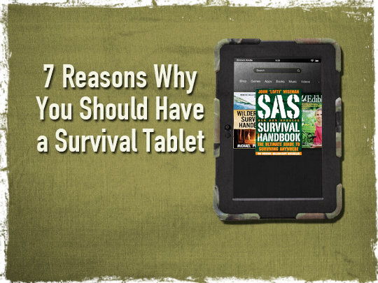 Survival Tablet