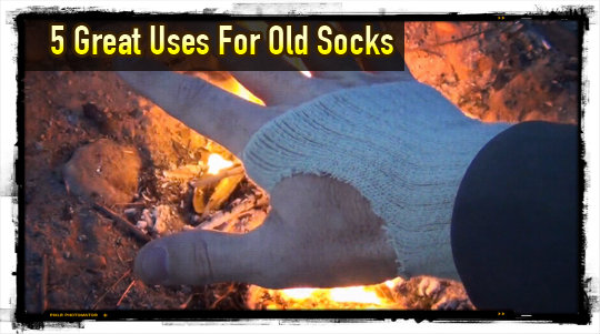 Uses for old socks