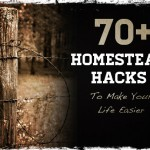 70+ Homestead Hacks to Make Your Life Easier