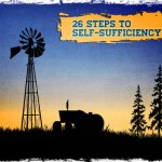 26 Steps to Self Sufficiency
