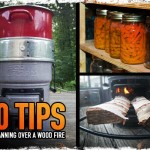 10 Tips for Canning Over a Wood Fire