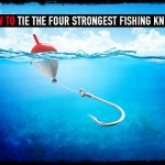 How to Tie The Four Strongest Fishing Knots