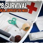 128 Survival Medical Supplies You Need