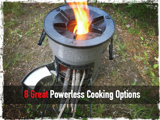 Powerless Cooking