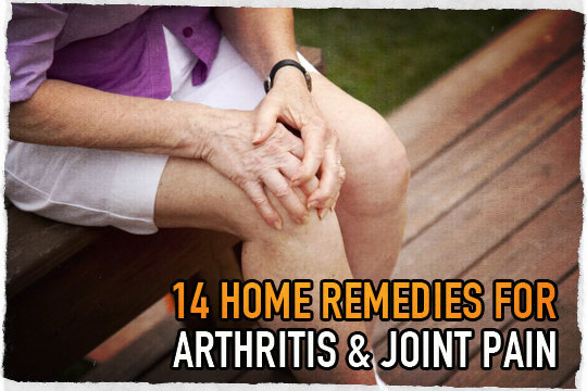 Arthritis Joint Pain Remedies