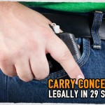 Carry Concealed Legally In 29 States