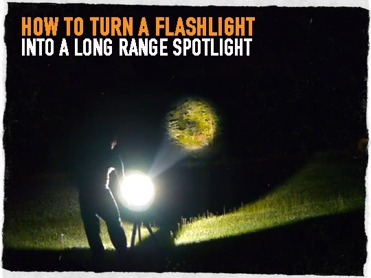 Long Range Spotlight
