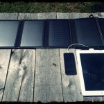 SunJack 14 Watt Portable Solar Charger Review