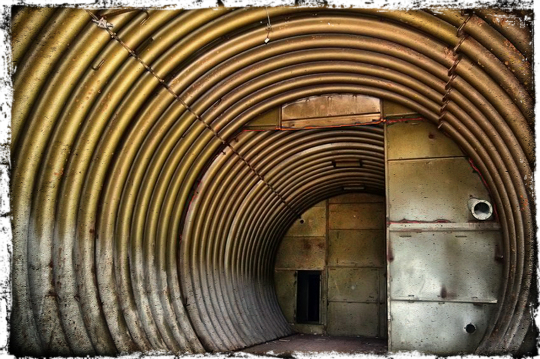 Under Ground Bunkers