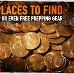 7 Places to Find Cheap Or Even FREE Prepping Gear