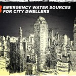 8 Emergency Water Sources for City Dwellers